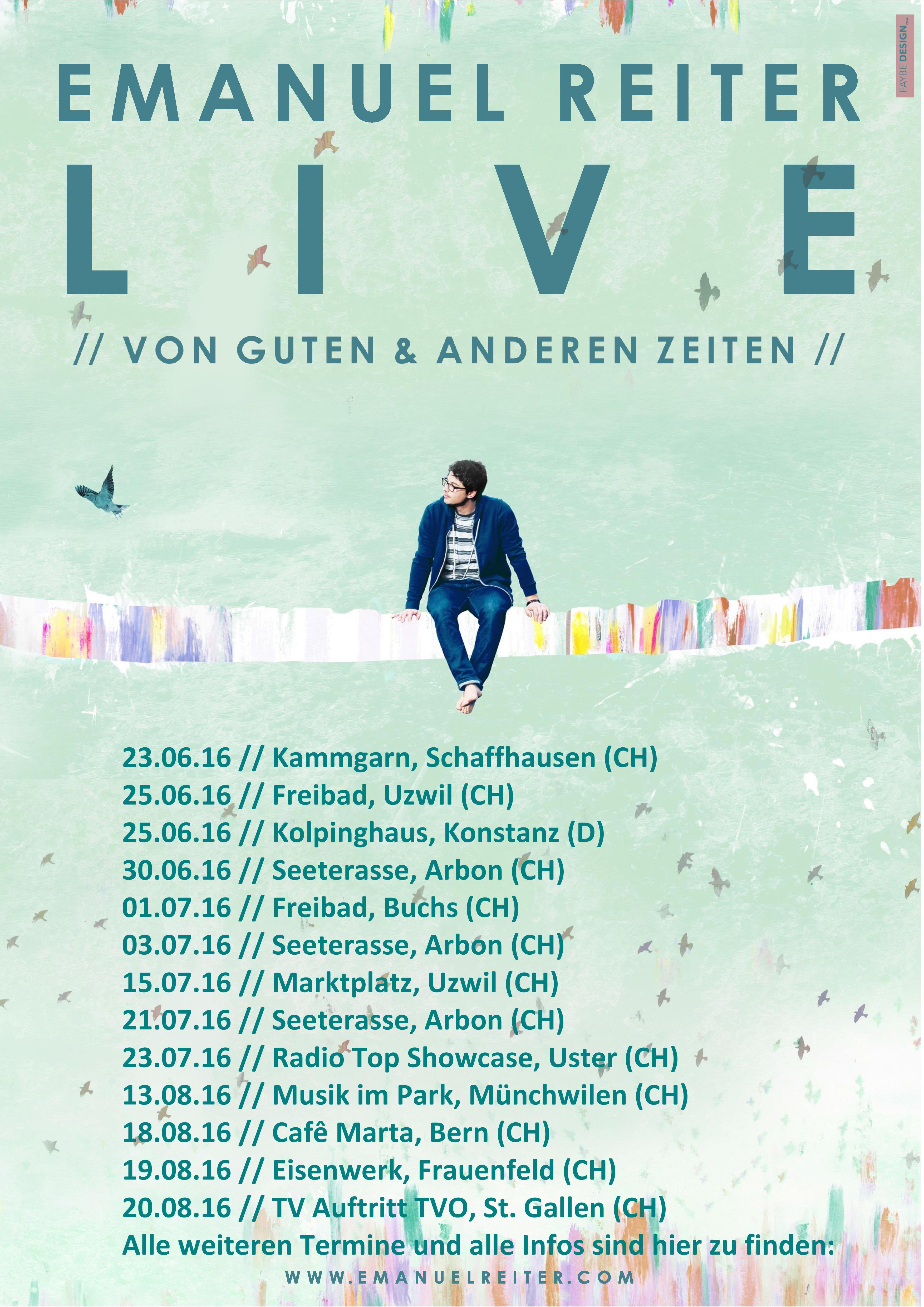 Emanuel Reiter_Tourplakat_Sommerkonzerte