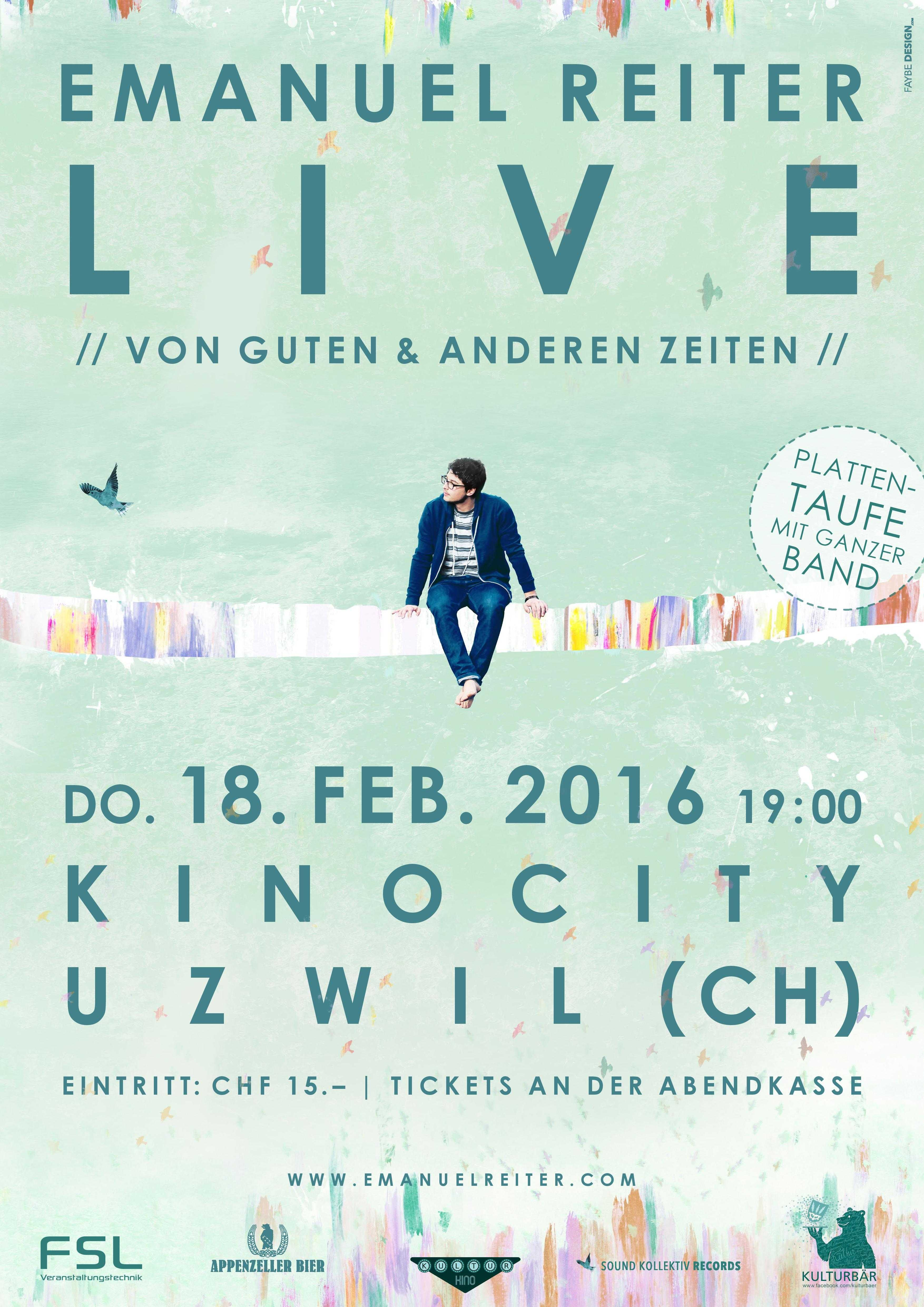 Plattentaufe Emanuel Reiter_18_2_16_Kinocity_Uzwil